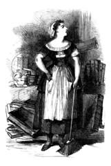 Servant - 19th century