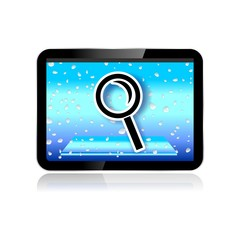 M-COMMERCE ICON search