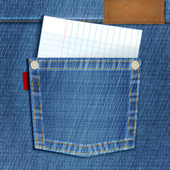 FOND Jeans_Poche