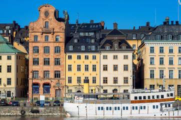 Gamla Stan. Stockholm, Sweden
