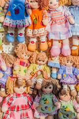 Rag dolls vertical
