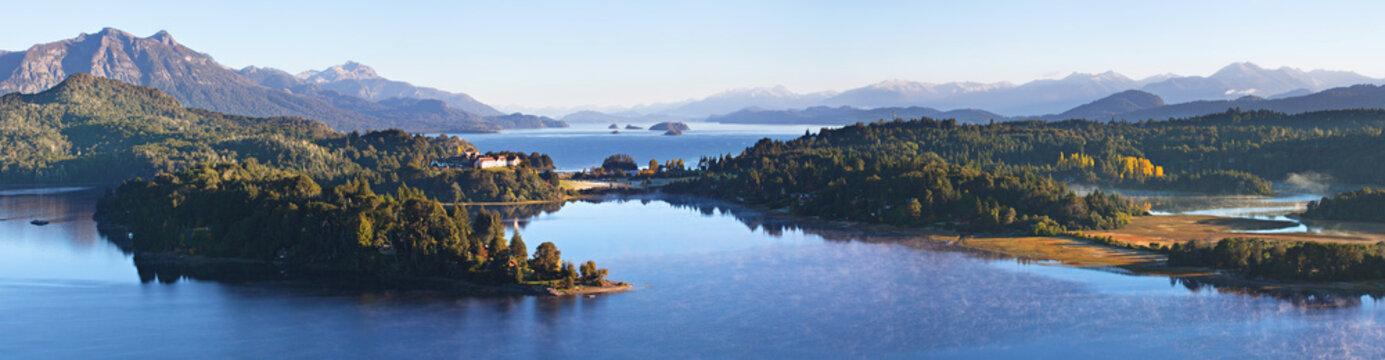 Villa Llao Llao, Bariloche, Argentina, Patagonia