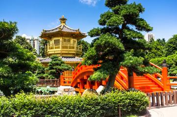 Pavilion of perfection Nan Lian garden