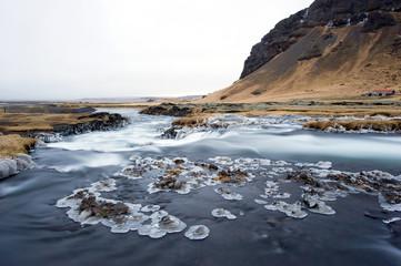 Floating river