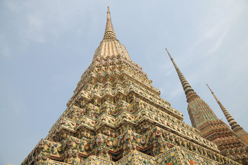 Wat Pho Temple at Thialand