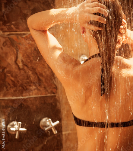 filthy girls are taking shower with great pleasure  506246