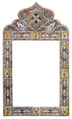 Moroccan mirror frame