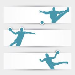 Handball headers