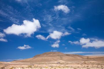 Inland Northern Fuerteventura