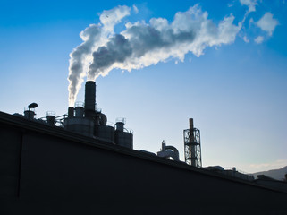 industrial chimneys - horizontal
