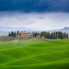Foto op Canvas Toscane Tuscany