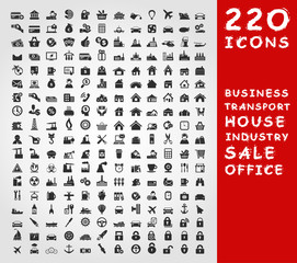 Collection of icons2