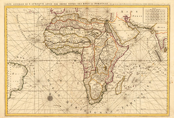 Africa vuntage