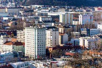 Wohnblöcke in Graz