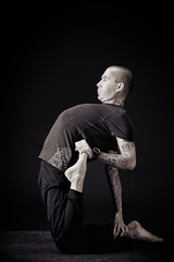 skilled yoga