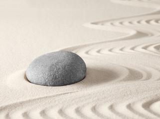 Obraz japanese zen garden - fototapety do salonu