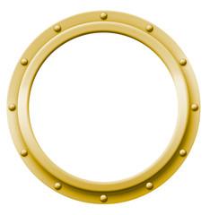 Porthole Brass (Bullauge Messing)