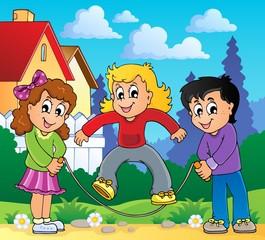 Kids play theme image 2