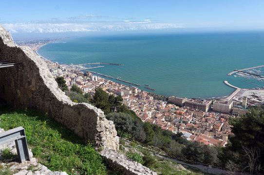 Salerno - Castello Arechi