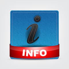 Textile Info icon