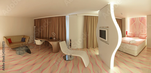 Design Loft Wohnung Wohnzimmer