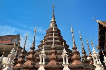 Chiang Mai Wat Pan Toa Temple Thailand