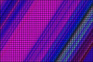 Sfondo a quadretti colorati