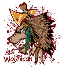 Last wolfhican