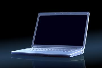Beautiful laptop.