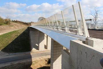 Pont neuf sans route