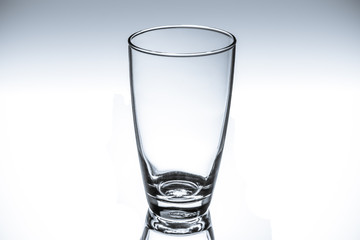 Tall glass is ware
