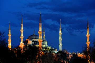 Istanbul. Blue Mosque