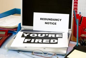 Unemployment and Redundancy