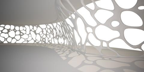 Fotobehang - Voronoi wall