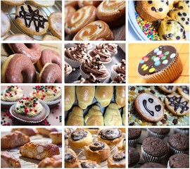 baking picture collection