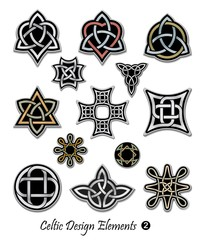 Celtic Design Elements 2