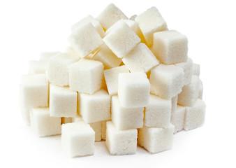 white refined sugar