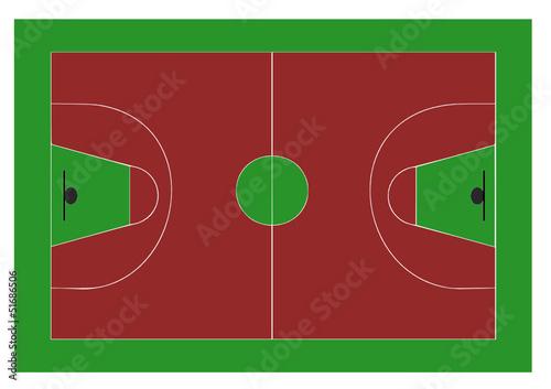 Basketbol Sahası Stok Görseller Ve Telifsiz Vektör Dosyaları