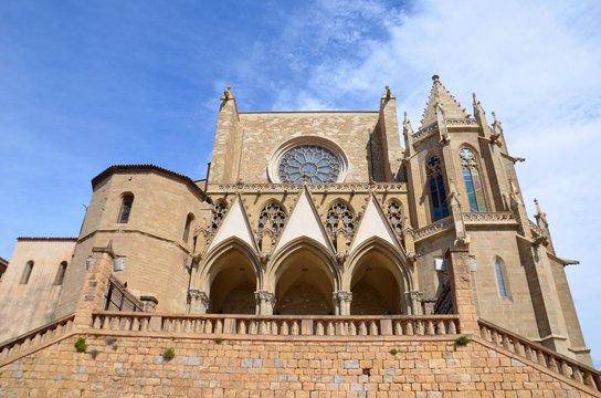 Collégiale Sainte Marie, Manresa, Espagne