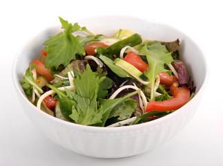 summer healthy salad