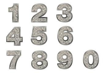 chiffres disco