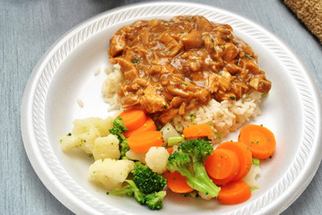 Delicious Homemade Poultry Gravy Meal