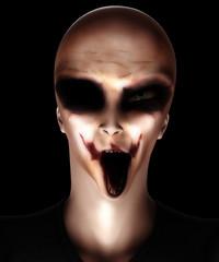Zombie Alien