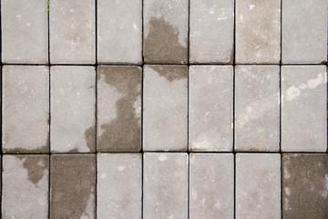 Tiled concrete Pattern