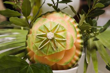 Frutta Scultura