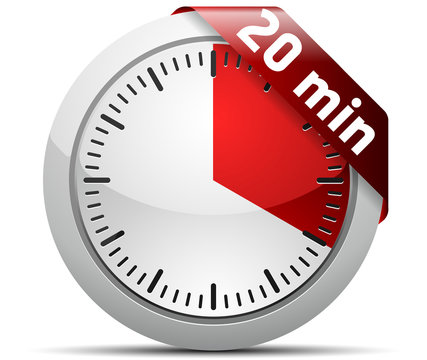 20 Minutes timer