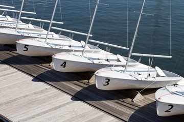 Rental Sailboats