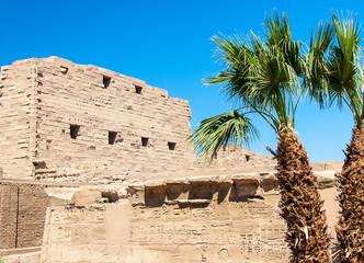 Temple of Karnak, Egypt - Exterior elements