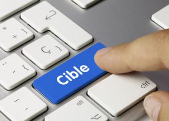 Cible clavier