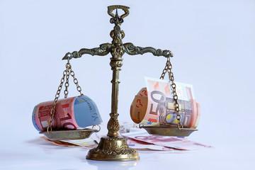 Das Gewicht des Euros